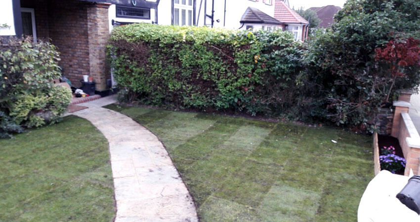 Garden Clearance Services in North West London