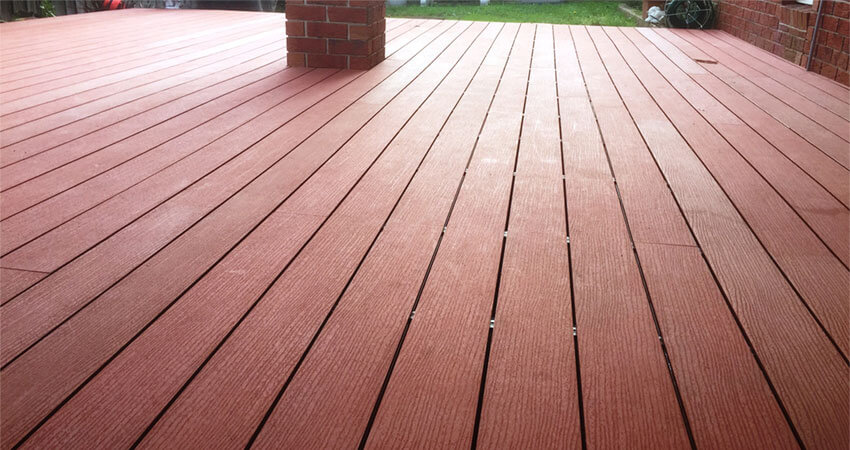 Timber Wood Decking Services in North West London by ve-co