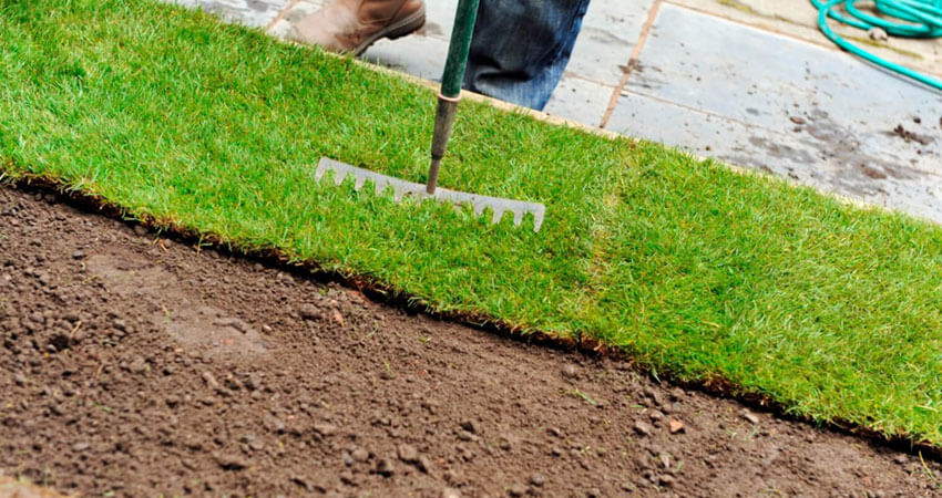 ve-co Turfing Services - North West London Turfing laid