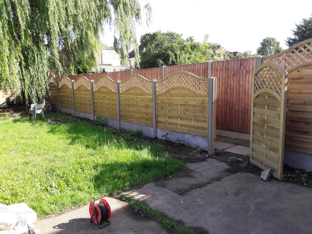 Fencing services North West London