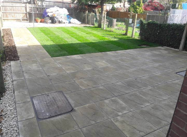 Patio and Paving services North West London UK