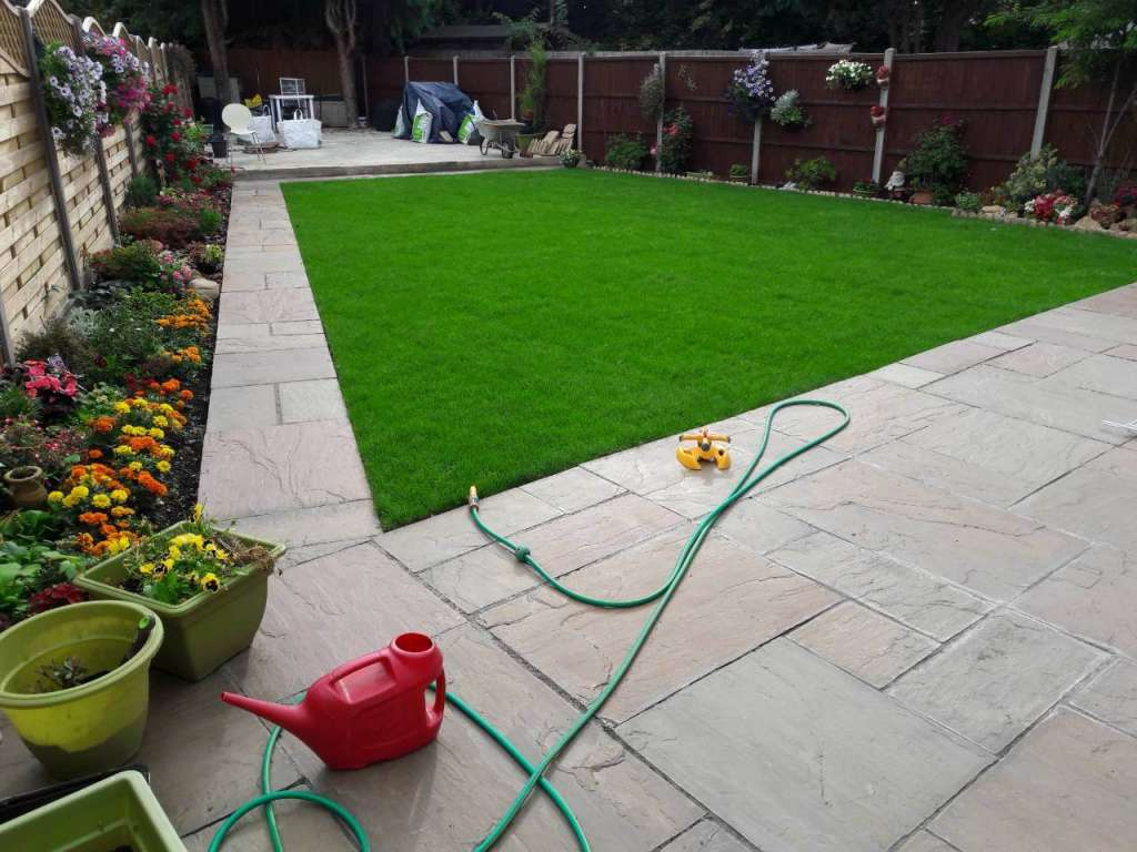 Turfing services North West London